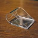 Servietring - Plexiglas