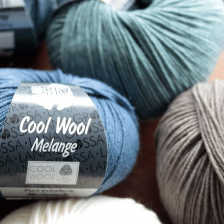 Lana Grossa - Cool wool melange