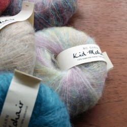 Kid Mohair - Multicolor