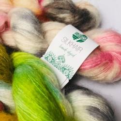 Lana Grossa - Silkhair - Hand-dyed