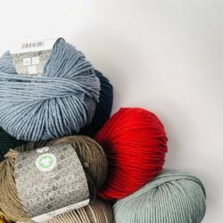 Cool Wool Big Mélange GOTS