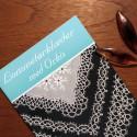 Lommetørklæder med orkis - Kirstine Nikolajsen