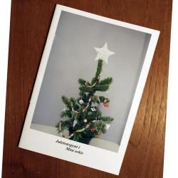 Juletræspynt i mini orkis - Hanne Pedersen